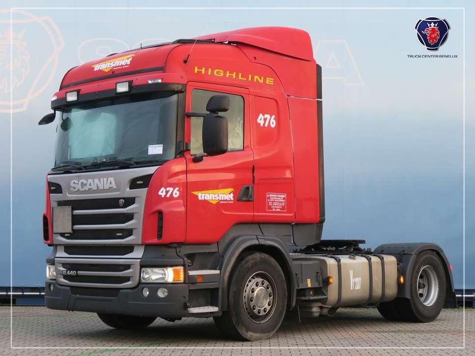 Scania R440 LA4X2MNA ADR FL - 2012
