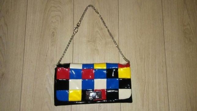 c93138f8d8af5 ALDO Torebka lakierowana, nowa kopertówka - Chorzów - Sprzedam torebkę/  kopertówkę ze skóry lakierowanej
