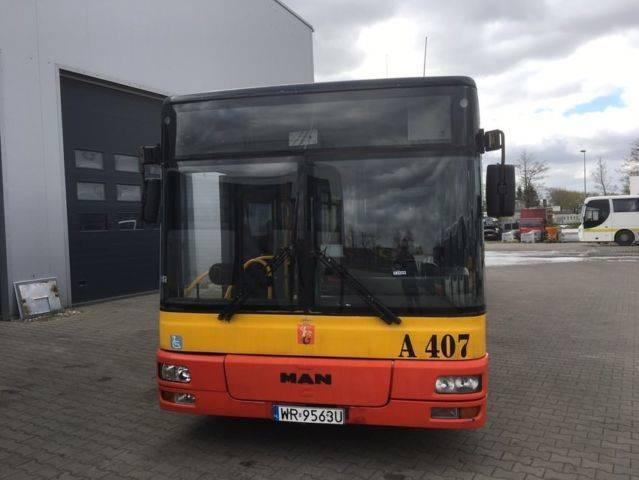 MAN NL223 - 2003