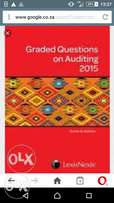 Graded Questions on Auditing 2015