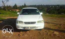 Quick sale of Toyota 110(KAV)