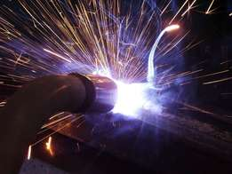 Boiler maker training school CO2, Arc, Double corded welding course NW