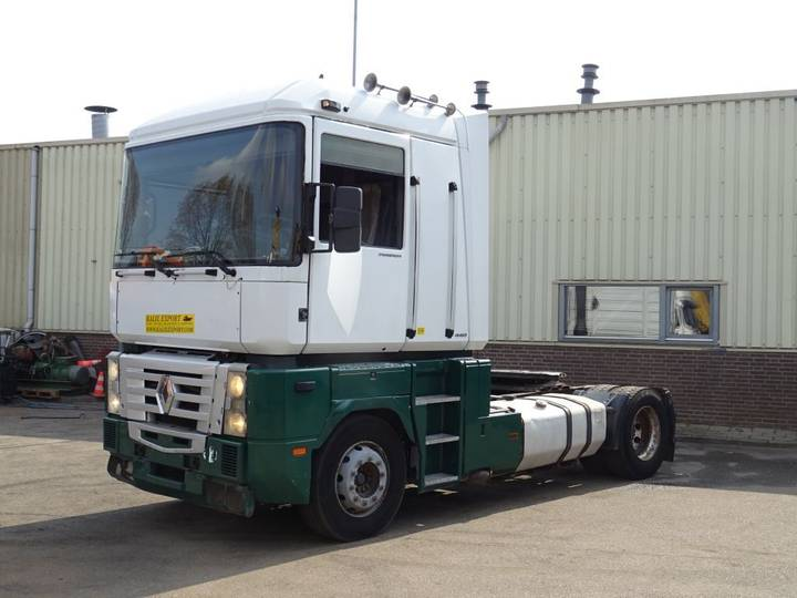 Renault Magnum AE 440 Manuel Gearbox Airco Good Condition - 2002