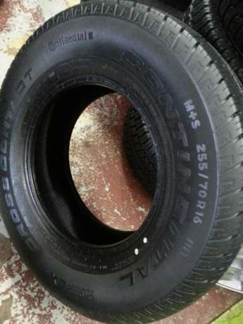 255/70R16 brand new tyres Continental cross contact on sale for bakkie Pretoria West - image 8