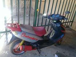 scooter for sale only needs need coil good condision
