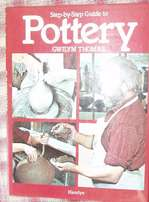 Step by Step Guide to Pottery By Gwilym Thomas -Hard Cover