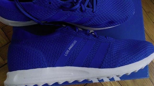 Adidas Los angeles CONTINENTAL niebieskie ! r. 46 30 cm