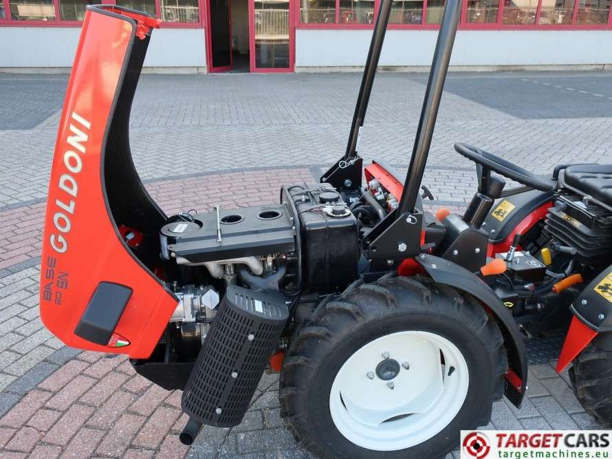 Goldoni Base 20SN Tractor 4WD Diesel 20.4HP NEW UNUSED - image 22