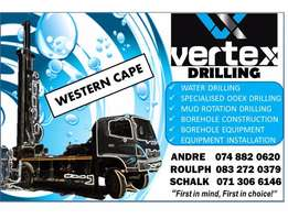Water Drilling in Western Cape