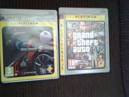 Ps3 games both together 500