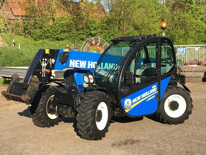 New Holland LM 5020 - 2012