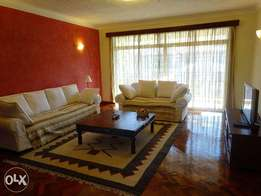 Executive furnished 3 and 4 bedroom apartments in Kilimani and Riara