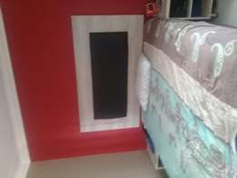 Well kept furnished rooms with shower and toilet inside