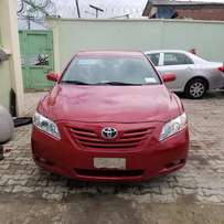 TinCan cleared 2007/8 Totota Camry LE (Red)