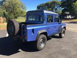 2004 Land Rover Defender 110 d/c