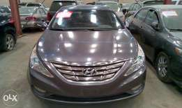Hyundai Sonata 2012 model