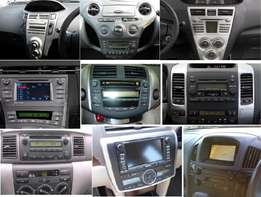 Toyota USB/AUX/SD mp3 car interface card for ex-japan stereos: 6500ksh