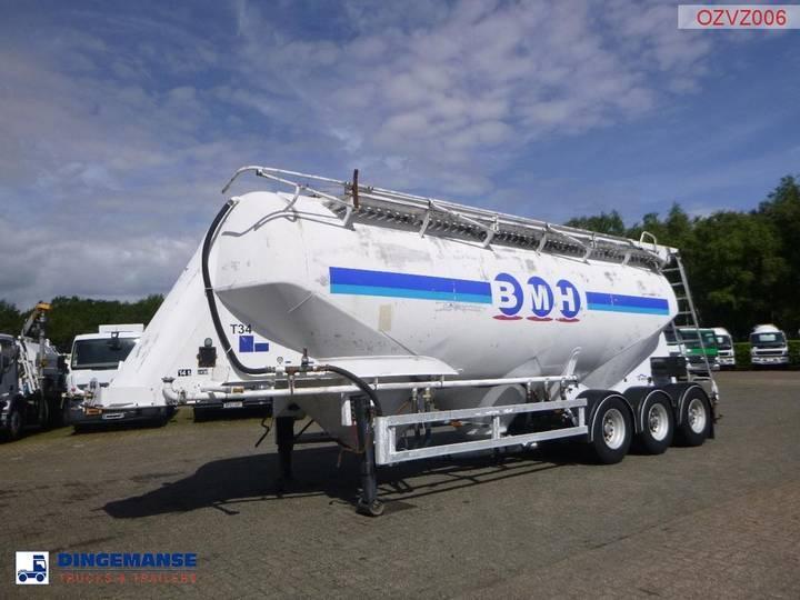ZVVZ  Bulk tank alu 40 m3 / 1 comp - 2004