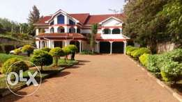 Beautiful 4 bedroom house in Karen
