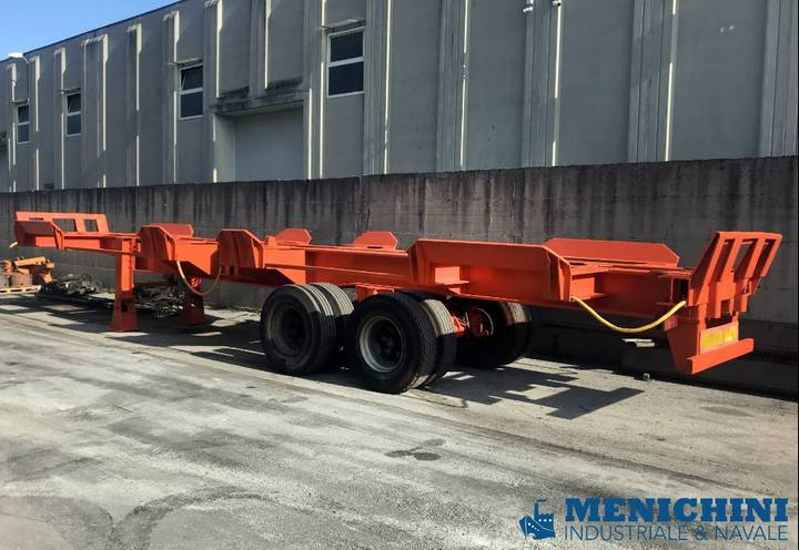 Trailer Omt 2sx 58-pc4 - 1989