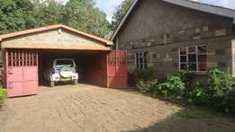 An Elegant 4 Bedroom Bungalow for Sale in Ongata Rongai