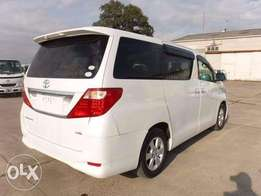 Exceptionally Clean Alphard