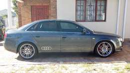 2005 A4 Audi 2litre Turbo Petrol,Full Service History,Immaculate