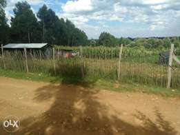 Prime plots for sale at Nyandarua