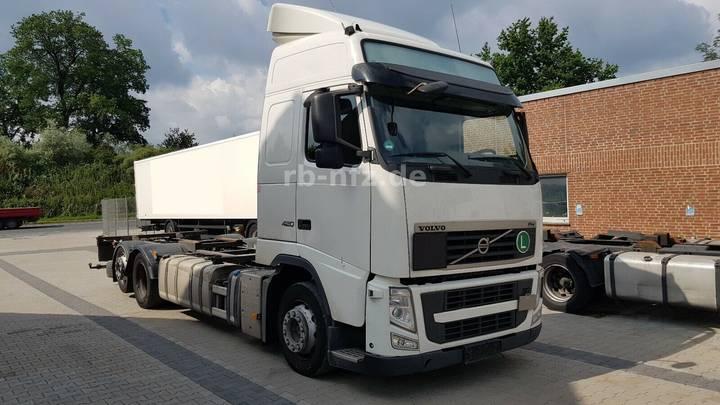Volvo FH 420 Globetrotter XL BDF 2x Tank ADR VEB+ - 2012