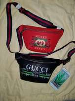 Gucci waist and side bag