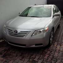 2007 Toyota Camry LE v6 For Sale (tokunbo, Lagos Port Cleared)