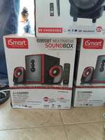 Bluetooth speakers Woofer and surrounders