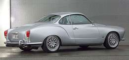 Kharman Ghia windscreens