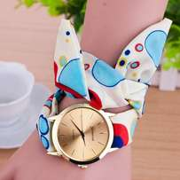 Flower ladies watches