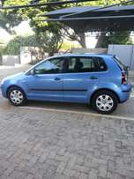 Blue 2008 polo in excellent condition. Avaliable for 72000.neg