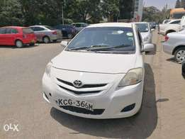Toyota Belta '08 (Uber & Taxify Ready)