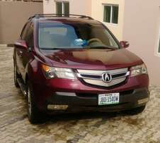 Give away pirce cash needed Acura MDX 2008
