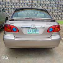 Toyota Corolla 2003 model (Nigeria Used)