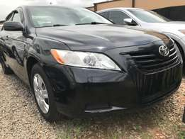 Toyota Camry LE leather interior 2008