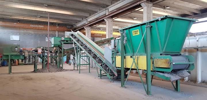 Altro Impianto Separazione Metalli