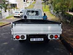 delivery bakkie for hire