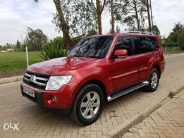 mitsubishi pajero exceed( trade in accepted)