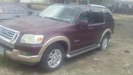 Ford explorer jeep 2009