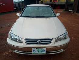 Toyota Camry 2002 full options
