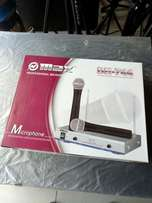 Max microphone wireless