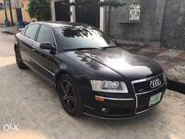 Audi A8 2006 model forsale at giveaway price