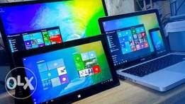 Windows 10, 8, 7, Ubuntu and Operating System (OS) Available