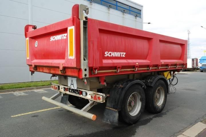 Schmitz Cargobull ZDK 18 - 2009