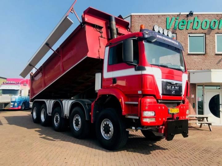 MAN Tgs 41.440 10x8 Ruizeveld Kipper Holland Truck Tuv 08-2009 - 2009