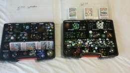 LARGE Collection of Marbles - Immaculate condition